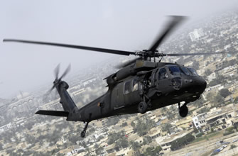 National Guard H-60 Blackhawk